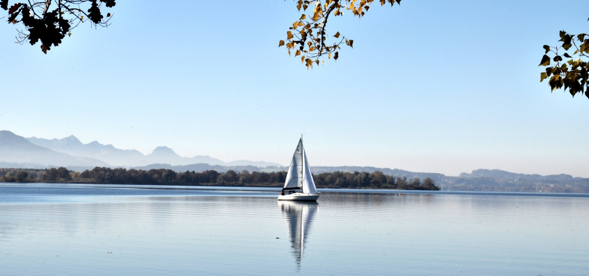 Lake Chiemsee, © Bauer