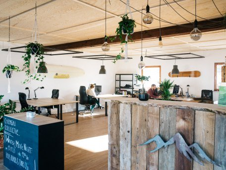 Coworking Space Chiemgau Collective, © Chiemgau Collective GbR