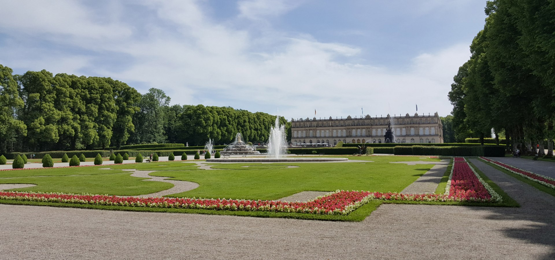 Schloss Herrenchiemsee, © Janine Kather